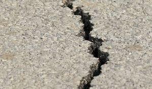 Jak zemljotres u Japanu