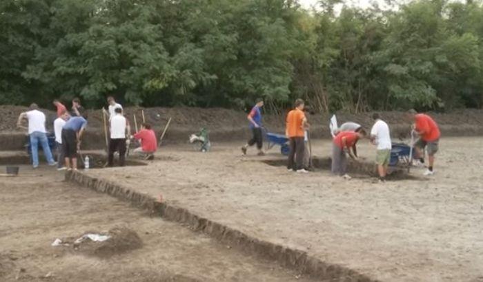 FOTO: Pred građanima plan Arheološkog parka na Sajlovu