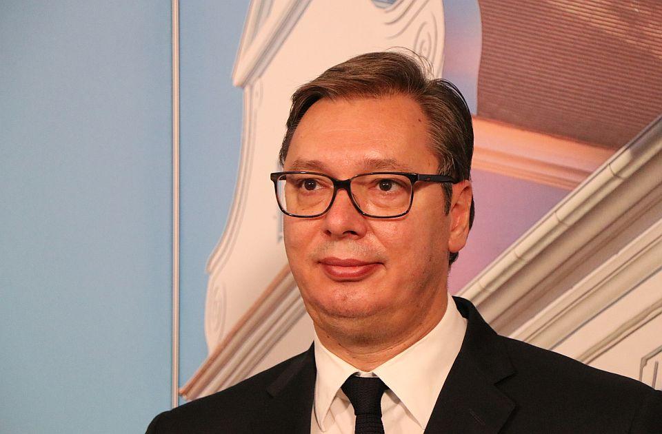 Vučić 12 puta proglašen za počasnog građanina grada ili opštine