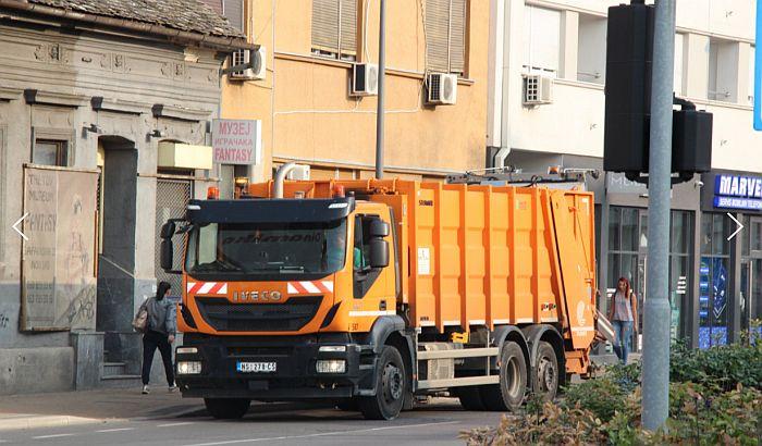 Omladinskoj zadruzi i privatniku 20 miliona dinara da čiste novosadske ulice