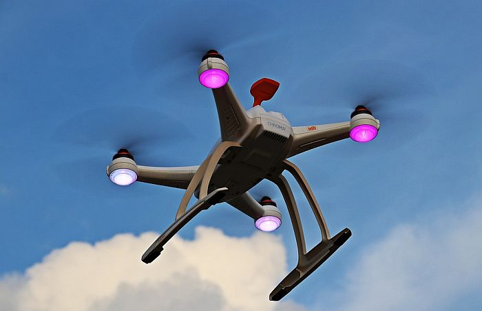 Dronovi u SAD-u prvi put dostavili lekove pacijentima