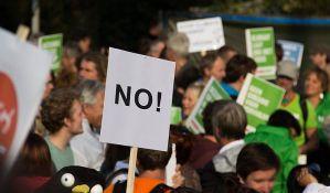 Protesti u evropskim gradovima protiv nacionalizma