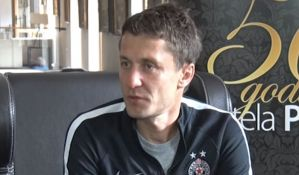 Saša Ilić završava prvenstvenu karijeru: Partizan će uvek biti moj