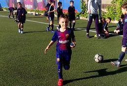 Osmogodišnji Ognjen dobio ponudu FK Barselona