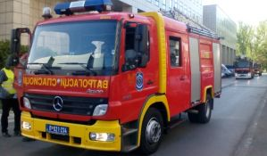 Požar u porodičnoj kući u Stepanovićevu, muškarac zadobio teže opekotine