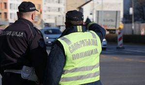 Muškarac zadržan u policiji zbog pijane vožnje po Selenči