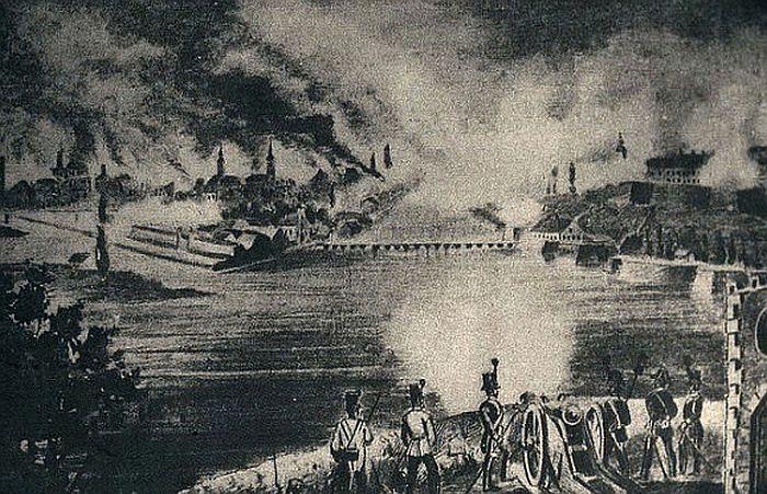 Pre 170 godina u bombardovanju razoren Novi Sad i ubijena većina njegovih stanovnika