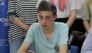 Uhapšen jedan od napadača na studenta Dejana Bagarića