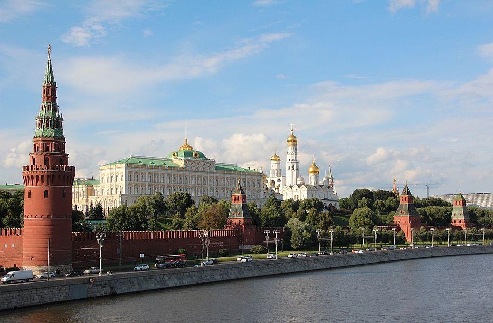 Gradonačelnik Moskve proglasio narednu sedmicu neradnom zbog porasta broja zaraženih