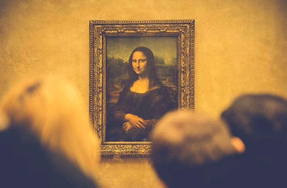 Kopija Mona Lize na aukciji za 300.000 evra