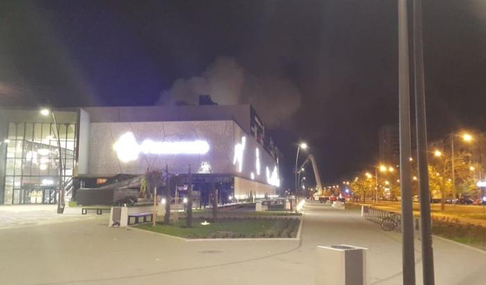 VIDEO, FOTO: Požar u
