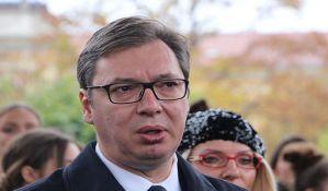 Transparentnost Srbija: Apsolutna dominacija Vučića u izbornoj kampanji