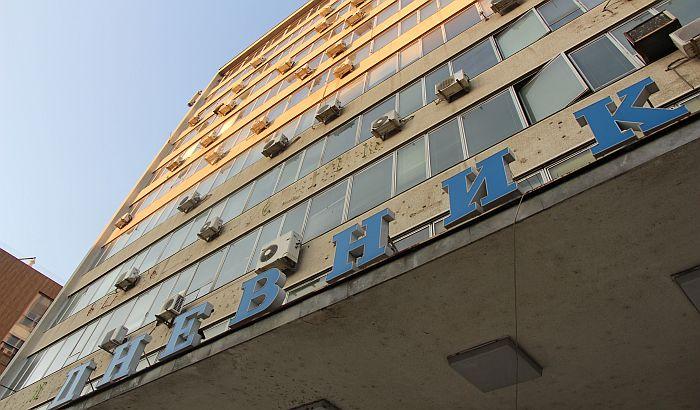 List Dnevnik prodat Novosadskoj televiziji za 600 evra