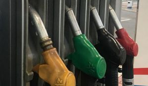 Poskupelo gorivo: Za pun rezervoar treba oko 300 dinara više nego pre mesec i po