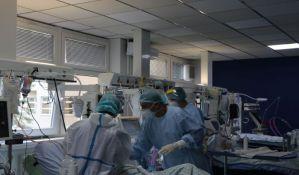 Ponovo pad broja zaraženih kovidom u novosadskim bolnicama