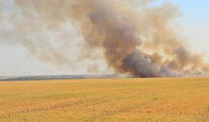 U požarima na otvorenom prošle godine stradalo pet osoba