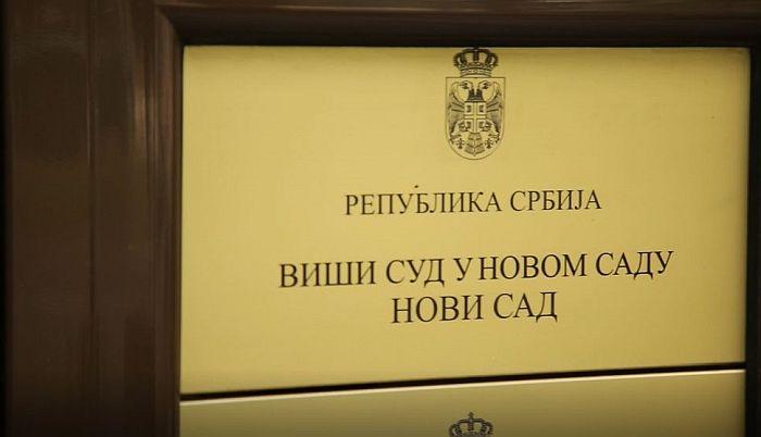 Vakcinisano oko 60 odsto zaposlenih u Višem sudu u Novom Sadu