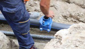 Bez vode delovi Novog naselja i Petrovaradina
