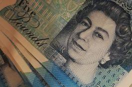 Funta pala ispod 1,20 dolara, prvi put od oktobra 2016.