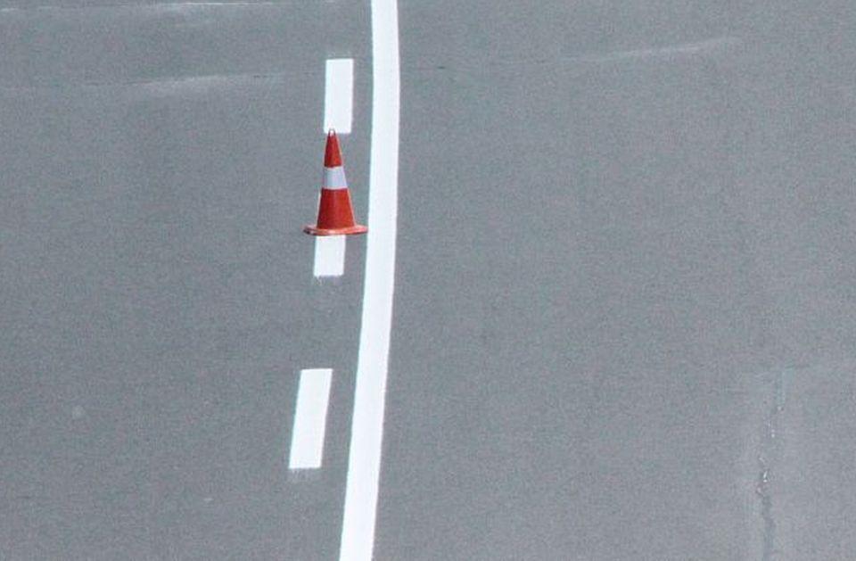 Putevi Srbije: Nesavesni vozači uklanjaju saobraćajne znake u zoni radova na obilaznici oko Beograda