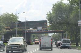 Radovi na podvožnjaku od ponedeljka zatvaraju deo Kisačke na šest meseci