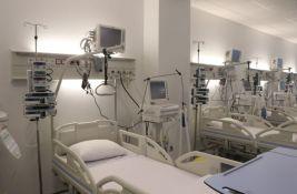 U Novom Sadu skoro 290 kovid pacijenata
