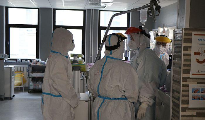 Stokić: Poslednjih dana povećan broj pacijenata u kovid ambulanti KCV-a