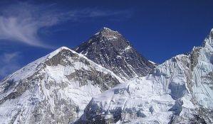 Virus korona zatvorio i Mont Everest