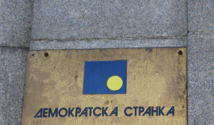 Otkazan Glavni odbor Demokratske stranke