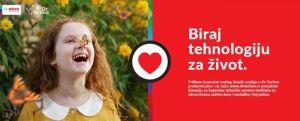 Kupovinom Bosch uređaja pomažete opremanje Instituta za zdravstvenu zaštitu dece i omladine Vojvodine