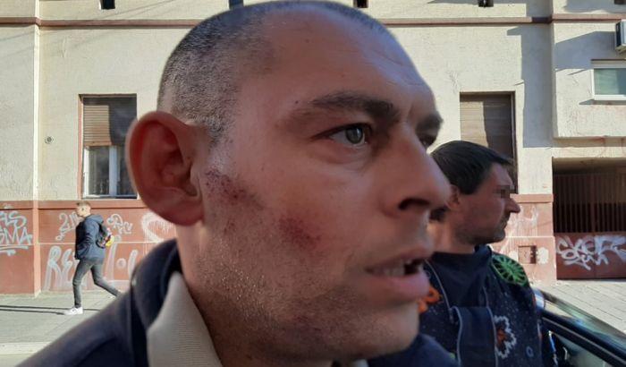Novosađanin kaže da je ni kriv ni dužan nagrabusio jer se napadač na inspektora lažno predstavio