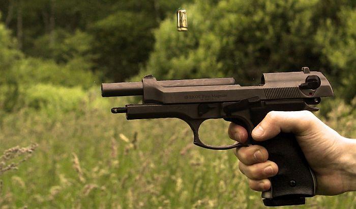 Mladić uhapšen u Veterniku, bacio u travu pištolj sa devet metaka kada je naišla policija
