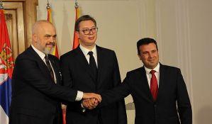 Vučić i Rama otkazali učešće na skupu u Novom Sadu, Zaev i Brnabić panelisti