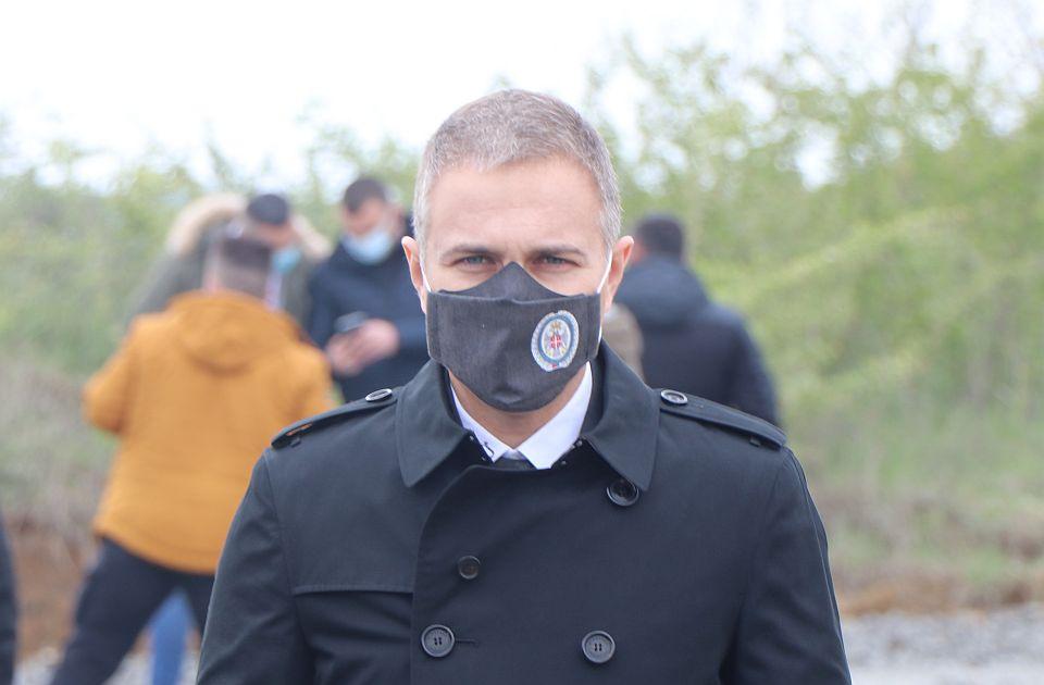 Stefanović: Vojska nije ušla nigde gde ne treba da uđe