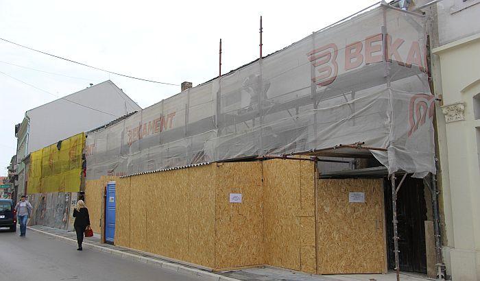 Tenderi za popravku još osam fasada u Novom Sadu i Podgrađu Petrovaradinske tvrđave