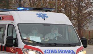 U kovid bolnicu u Sokobanji transportovan 91 pacijent iz Beograda