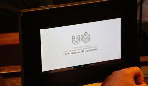 FOTO: Skupština Vojvodine uvela e-parlament i najavila transparentniji rad