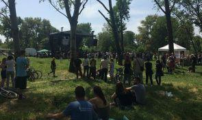 Osam bendova u Limanskom parku na urbanoj proslavi 1. maja