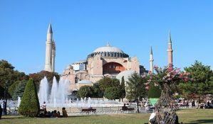 Erdogan želi da preimenuje Svetu Sofiju u džamiju