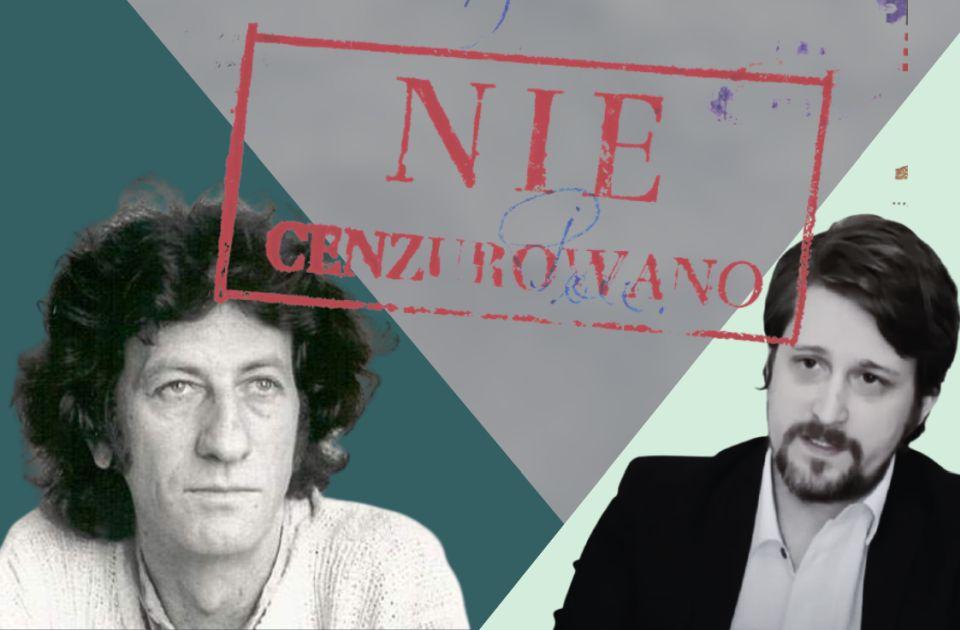 "Piše Edvard Snouden: Danilo Kiš o cenzuri - ""pod nemilosrdnim okom masovnog nadzora"""