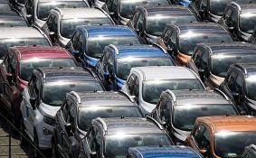 Najveći pad prodaje automobila od 2008. godine