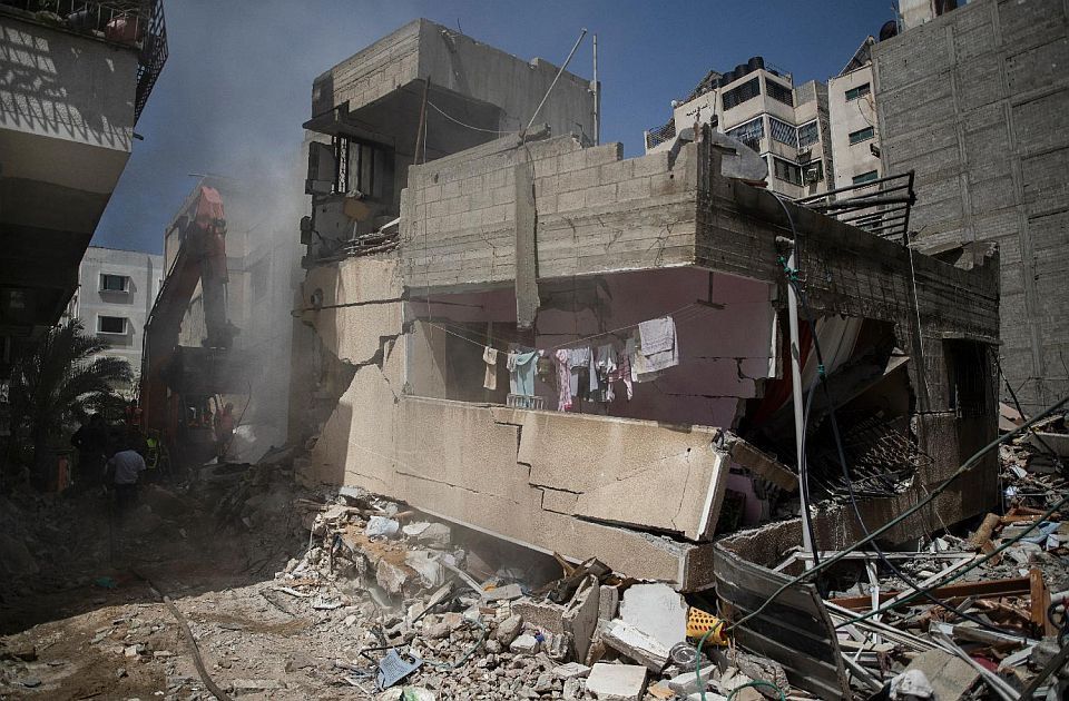 Generalni sekretar UN traži hitno okončanje sukoba između Izraela i Gaze