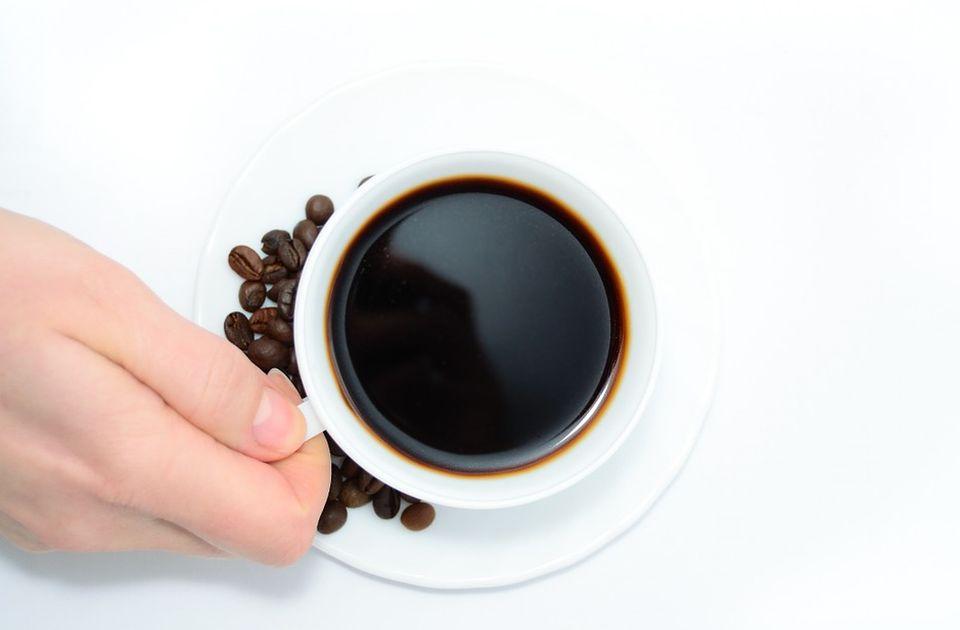 Redovno konzumiranje kofeina može da utiče na sivu masu mozga