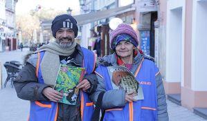 Solidarno za sve: Prikupljanje priloga za prodavce magazina