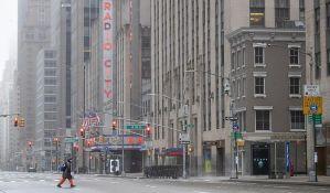 U Njujorku 818 policajaca obolelo od virusa korona