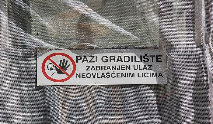 Gradska uprava: Vanredno stanje ne znači da su zabranjeni radovi u stanovima