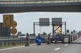 Radovi na auto-putu između petlji Novi Sad Jug i Kovilj