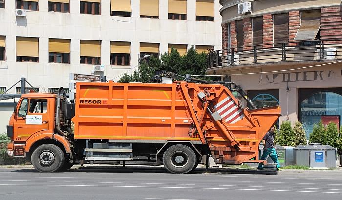 """""""Čistoća"""" i ove godine angažuje privatnika za čišćenje ulica"""