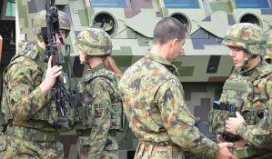Vojska Srbije ima tri puta više vežbi sa zemljama NATO nego sa Rusijom