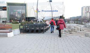 Izvođač radova na Promenadi povlači novac u Rumuniju